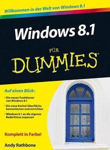 Windows 8.1 für Dummies