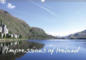 Impressions of Ireland (Wall Calendar 2015 DIN A3 Landscape)