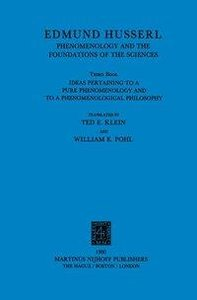 Phenomenology and the Foundations of the Sciences (His)