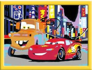 Ravensburger 28205 - Disney Cars: Das Rennen, MnZ