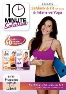10 Minute Solution;Schlank & Fit in 5 Tagen/Yoga Intensiv