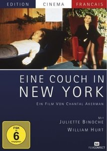 Eine Couch in New York
