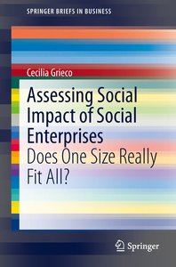 Assessing Social Impact of Social Enterprises