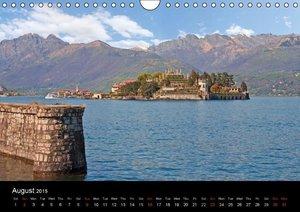 Lake Maggiore (Wall Calendar 2015 DIN A4 Landscape)