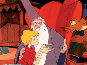 Die Hexe und der Zauberer