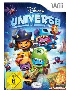 Disney Universe (Software Pyramide)