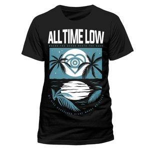 Lagoon (T-Shirt,Schwarz,Größe L)