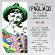 I Pagliacci (Der Bajazzo) - zum Schließen ins Bild klicken
