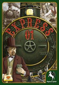 Pegasus Spiele 54565G - Express 01