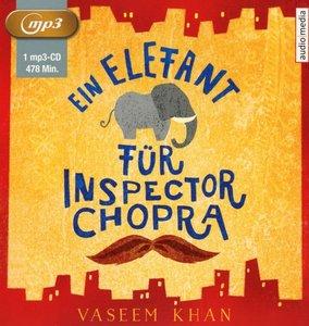 Ein Elefant Für Inspector Chopra (MP3)