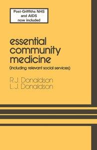 Essential Community Medicine