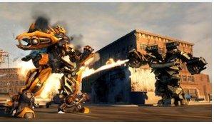 Transformers 2. Nintendo Wii