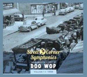 Street Corner Symphonies - The Complete Story of Doo Wop, Volume