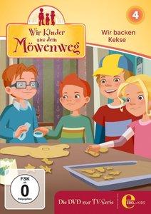 (4)DVD z.TV-Serie-Wir Backen Kekse