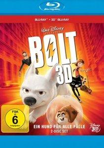 Bolt 3D - Ein Hund für alle Fälle