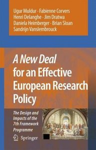 A New Deal for an Effective European Research Policy