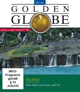 Island-Insel aus Feuer & Eis