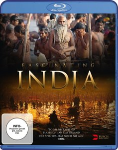 Fascinating India (Blu-ray)