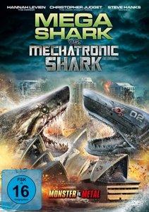 Mega Shark vs. Mechatronic Shark