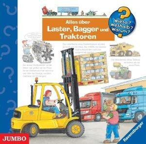 Alles Über Laster,Bagger Und Traktoren