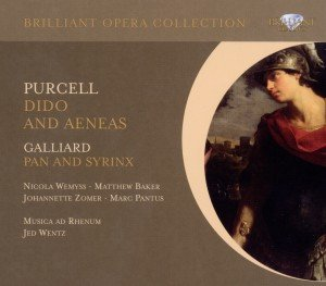 Purcel: Dido And Aeneas/Pan A