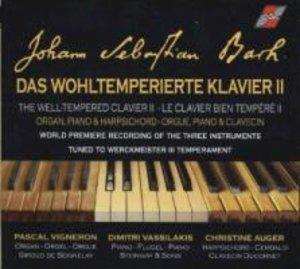 Das Wohlremperierte Klavier Vol.2