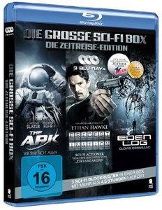 Die große Sci-Fi Box - Die Zeitreise-Edition
