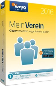 WISO Mein Verein 2016. Windows 7; Vista; XP
