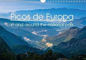 Picos de Europa - In and around the national park (Wall Calendar