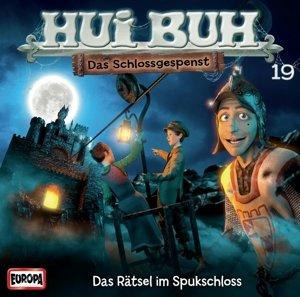 Hui Buh Neue Welt 19 - Das Rätsel im Spukschloss