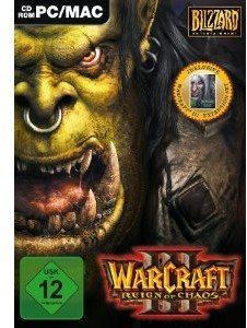 WarCraft III: Reign of Chaos - Gold Edition [Best Seller Series