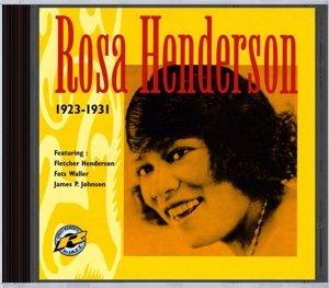 Rosa Henderson 1923-1931