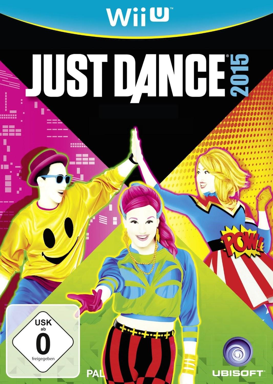 Just Dance 2015 - zum Schließen ins Bild klicken