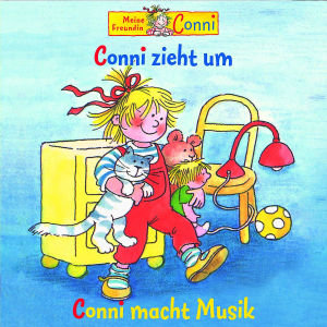 Conni zieht um / Conni macht Musik. CD