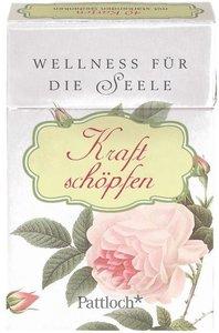 Wellness für die Seele. Kraft schöpfen