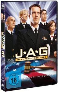 JAG: Im Auftrag der Ehre - Season 5 (6 Discs, Multibox)