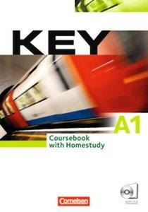 Key. Europäischer Referenzrahmen: A1 Kursbuch