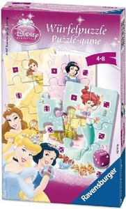Ravensburger 23174 - Disney Princess, Würfelpuzzle