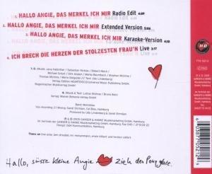 Hallo Angie,Das Merkel Ich Mir