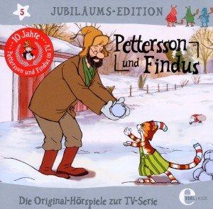 Pettersson & Findus - Jubiläums-Hörspiel 5