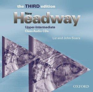 New Headway English Course. Upper-Intermediate. Class CDs zum S