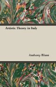 Artistic Theory in Italy