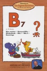 (B7)Blitz,Binnenschiffer,Baumringe