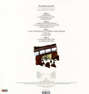 The Seldom Seen Kid (Vinyl)