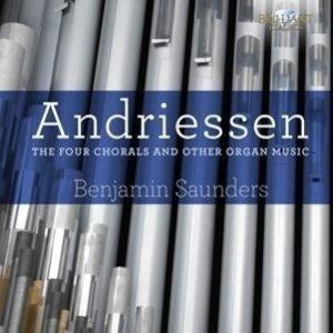 Andriessen:Four Chorals/+