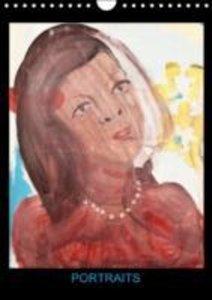 Portraits (Calendrier mural 2015 DIN A4 vertical)