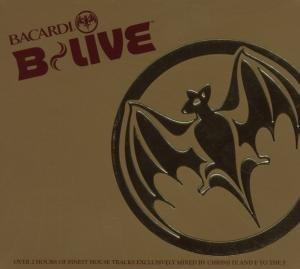 Bacardi B-Live Vol.8