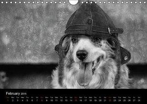 OUT OF WORK / UK-Version (Wall Calendar 2015 DIN A4 Landscape)