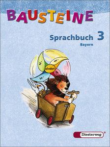 Bausteine Sprachbuch 3. Bayern
