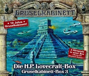 Die H.P.Lovecraft-Box